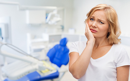 Sedation to reduce anxiety and fear of dental procedures.